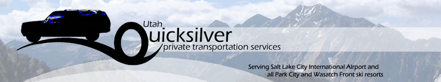 Utah Quicksilver private transportation services